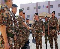 اردن در فکر تصرف بخشی از سوریه