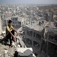 تصویر پای داعش به غزه باز شد