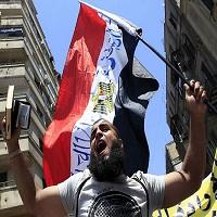 تصویر نگرانی اخوان المسلمین از فروپاشی