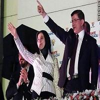 تصویر پیروزی حزب عدالت و توسعه؛ تداوم گفتمان اردوغان – داوود اوغلو