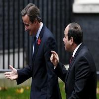 تصویر اختلاف لندن و قاهره بر سر اخوان المسلمین