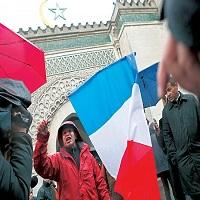 تصویر موج گسترده مسلمانستیزی در اروپا