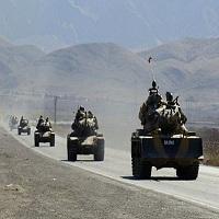 تصویر پیامهای ترکیه در لشکرکشی به عراق