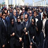 تصویر واکنش عفو بین الملل به خارج کردن رقبای السیسی از گردونهی انتخابات
