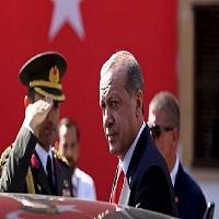 تصویر اردوغان در یک قدمی تحقق رویای تغییر حکومت