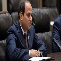 تصویر سیسی بدون برگزاری انتخابات تا ۲۰۲۰ رئیس جمهور مصر میماند?!!