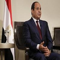تصویر سیسی: اخوان المسلمین دیگر در مصر به قدرت نمیرسد