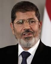 تصویر محمد مرسی نامزد چهره برتر سال۲۰۱۲  شد