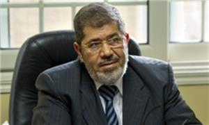 تصویر مرسی:نتایج همه پرسی مصر غیرواقعی است.