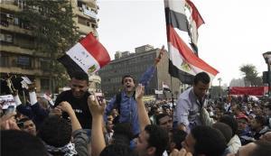 تصویر خسته نشدن مردم مصر از اعتصاب کردن وبازداشت شدن