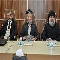 تصویر نشست احزاب اسلامی کردستان عراق برای تشکیل «ائتلاف اسلامی»