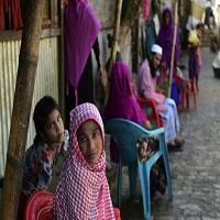 تصویر فرار ۹۰ هزار مسلمان روهینگیا از خشونتهای میانمار