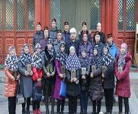 تازه مسلمانان چین