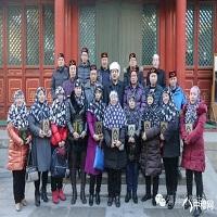 تصویر تشرف ۱۹ نفر به اسلام در چین + عکس