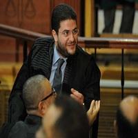 تصویر نیروهای امنیتی مصر، پسر محمد مرسی را بازداشت کردند