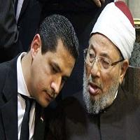 تصویر وزارت کشور مصر، سلب تابعیت فرزند یوسف قرضاوی را رسما خواستار شد