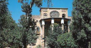 عمارت خسرو آباد مرکز حکومت اردلانی ها
