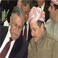 تصویر توافق ۶گانه حزب «دموکرات کردستان» و «اتحاد میهنی کردستان» عراق
