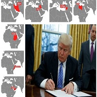 Photo of ترامپ ورود ایرانیها و شهروندان ۶ کشور مسلمان به آمریکا را ممنوع کرد