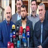 احزاب اسلامی کردستان عراق