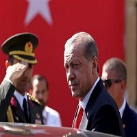 تصویر پیام تبریک شخصیت های جهان اسلام به اردوغان