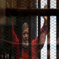 تصویر وضعیت سلامتی محمد مرسی رو به وخامت گذاشته است