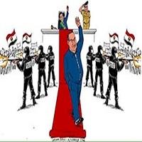 تصویر قلم عفو بر ۳۰ سال حیات یک دیکتاتور