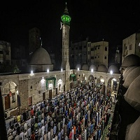 Photo of اعتراض مردم غزه به ممنوعیت پخش اذان در قدس