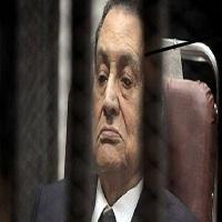 تصویر صدور حکم نهایی تبرئه «حسنی مبارک» در پرونده کشتار تظاهرکنندگان