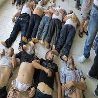تصویر فراخوان سازمانهای مردم نهاد غوطه شرقی از سازمان ملل