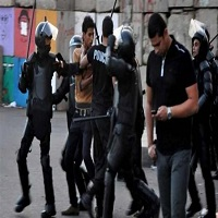 تصویر موج جدید سرکوب در مصر برای انتخاب مجدد سیسی