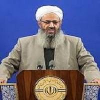 تصویر سخنان مولانا عبدالحمید در مورد کابینه دوازدهم