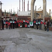 اعتراض دانشجویان
