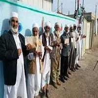 تصویر اهل سنت، همپیمانان استراتژیک روحانی در انتخابات