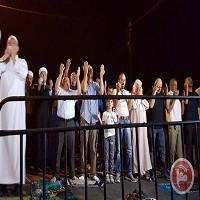 Photo of فلسطین ادامه فعالیتها و نماز در ورودی های مسجدالاقصی + تصاویر