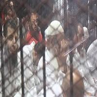تصویر صدور حکم اعدام برای ۲۰ نفر از حامیان محمد مرسی در مصر/ حبس ابد برای ۸۰ تن دیگر