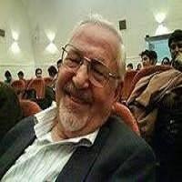 تصویر دکتر ابراهیم یزدی دبیرکل نهضت آزادی ایران درگذشت