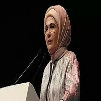 تصویر نامه امینه اردوغان به همسران رهبران کشورها درباره آراکان