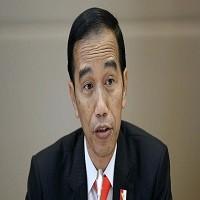 تصویر رئیس جمهور اندونزی: در برابر مشکلات مسلمانان جهان سکوت نمیکنیم