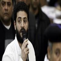 تصویر صدور حکم سه سال حبس برای پسر مرسی