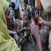 "Photo of ""گرسنگی، روش جدید دولت میانمار برای پاکسازی قومی مسلمانان آراکان است"""