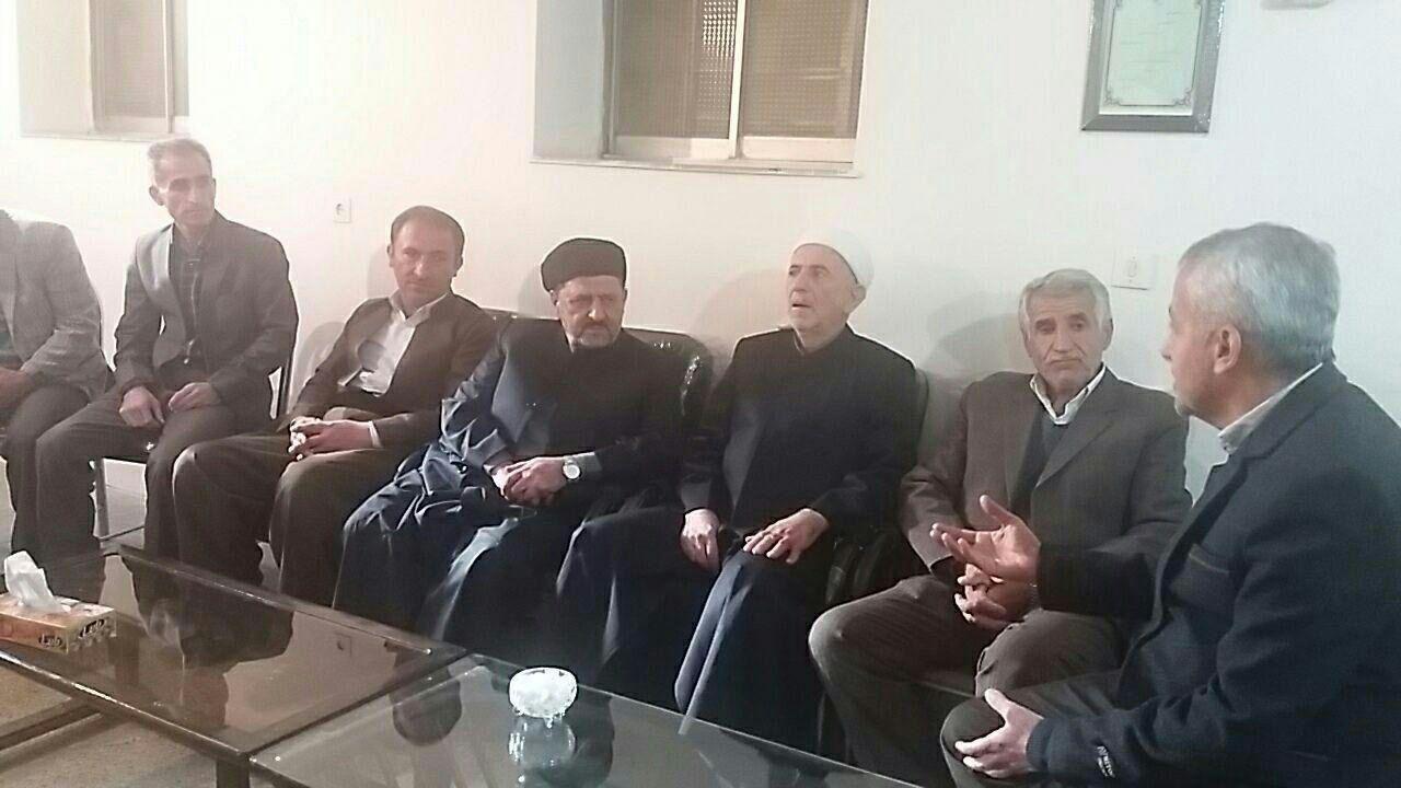 Photo of دیدار دبیرکلّ جماعت دعوت و اصلاح از مناطق زلزلهزدهی استان کرمانشاه