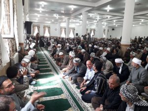 Photo of همایش عمامه گذاری هشت طلبه علوم دینی در شهرستان سقز