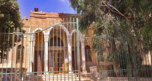 مسجد و آرامگاه ابنعطاءالله در قاهره
