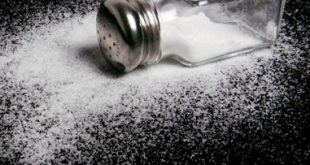 نمک بگندد