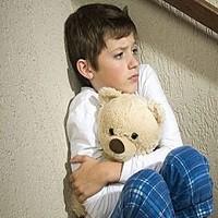 تصویر فرزندم می ترسد، انواع ترس های کودکان، درمان ترس کودکان