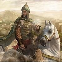 تصویر صلاح الدین ایوبی فاتح قدس و پیام او به ما