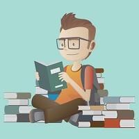تصویر چگونه از مطالعه و خواندن کتاب لذت ببریم ؟