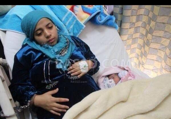 """Photo of تولد حریه""""آزادی"""" در زندان"""