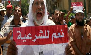 تصویر ادامه تظاهرات در مصر